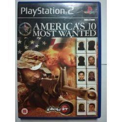 America´s 10 Most Wanted PS2