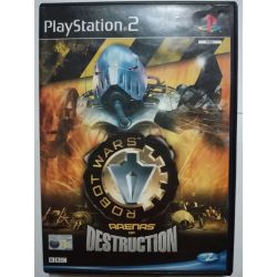 Robot Wars - Arenas of Destruction PS2