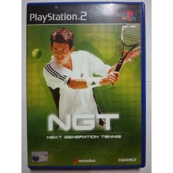 Next Generation Tennis PS2