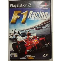 F1 Racing Championship PS2