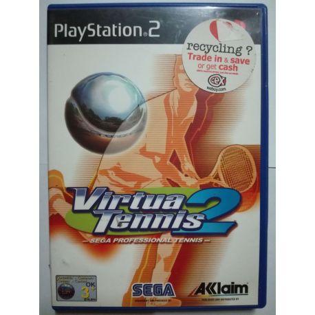 Virtua Tennis 2 PS2