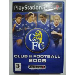 Chelsea Club Football 2005 PS2