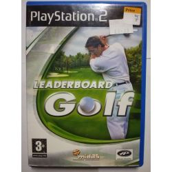 Leaderboard Golf PS2