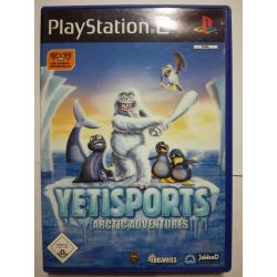 Yetisports Arctic Adventures PS2