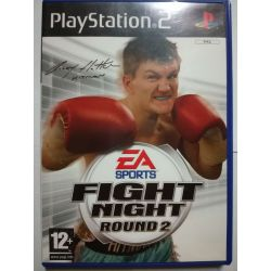 EA Sports Fight Night Round 2 PS2