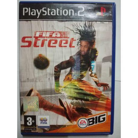Fifa Street PS2