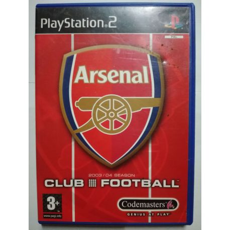 Arsenal Club Football PS2