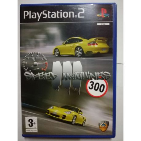 Speed Machines III PS2