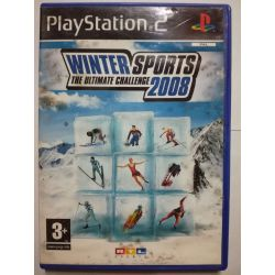 Winter Sports 2008 PS2