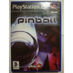 Play It Pinball version 2 PS2