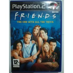 Friends: The One With All Trivia PS2