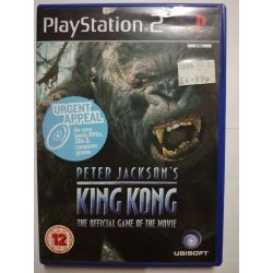 Peter Jackson´s King Kong PS2