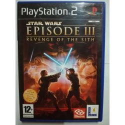 Star Wars Episode III : Revenge of the SIth PS2