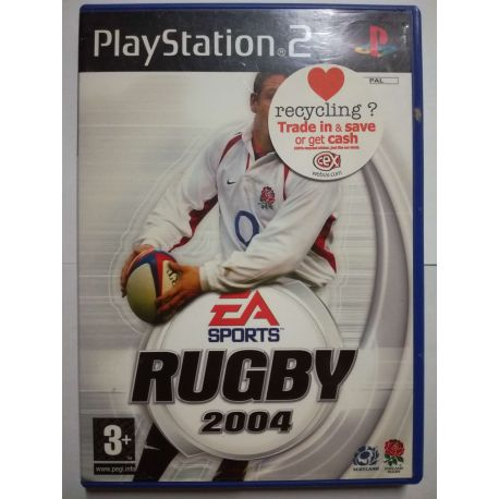 Rugby 2004 PS2