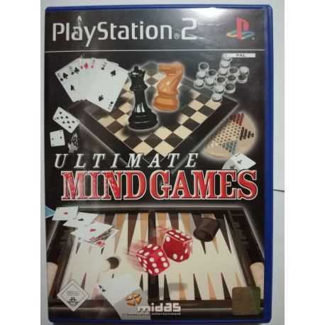 Ultimate Mind Games PS2
