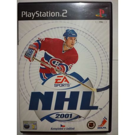 NHL 2001 cz PS2