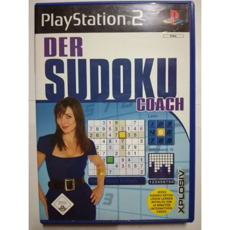 Carol Vorderman´s SUDOKU PS2