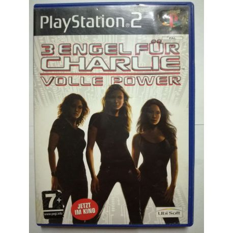 Charlie´s Angels PS2