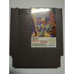 Chip and Dale - Rescue Rangers NES