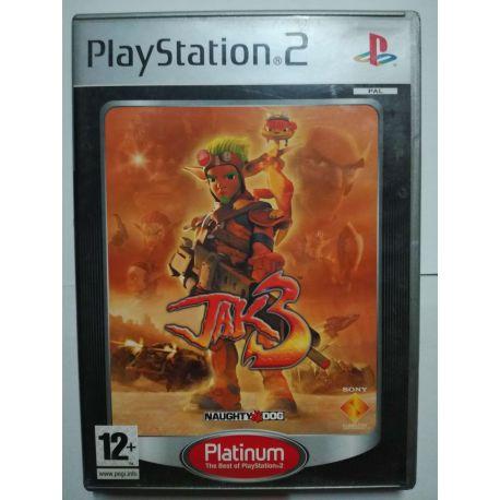 Jak 3 Platinum PS2