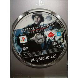Medal of Honor Vanguard cz PS2