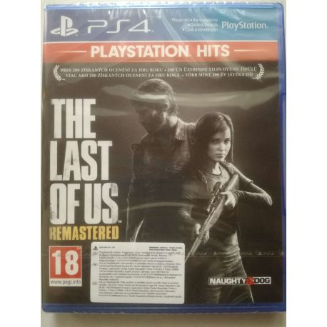 The Last of US cz PS4