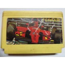 Ferrari Grand Prix Challenge Famicom