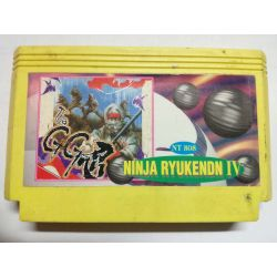 Ninja Ryukenden 4 / Ninja Cop Saizou hack Famicom