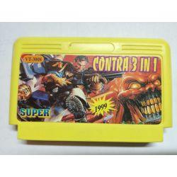Super Contra 3in1 Famicom