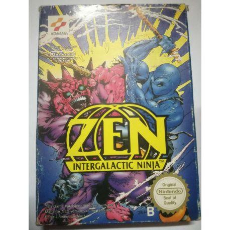 Zen Intergalactic Ninja NES