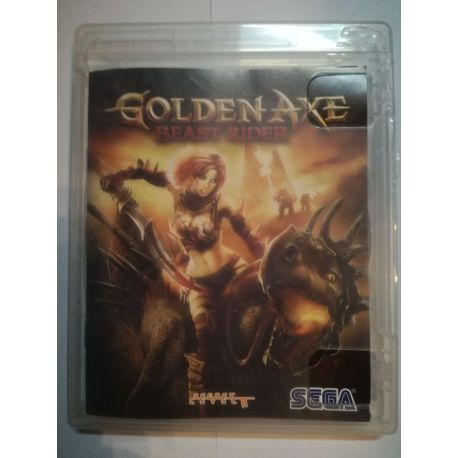 Golden Axe PS3