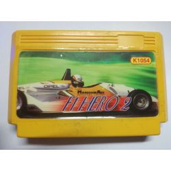 F1 Hero 2 Famicom