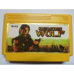 Operation Wolf Famicom