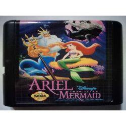 Ariel The Little Mermaid Sega Mega Drive