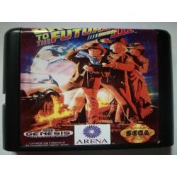 Back To The Future III Sega Mega Drive