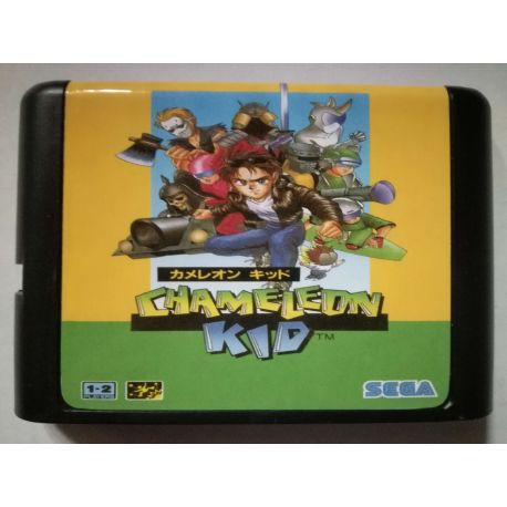Chameleon Kid Sega Mega Drive