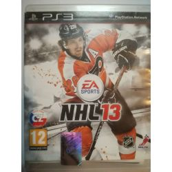 NHL 13 cz PS3