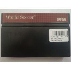 World Soccer Sega Master System