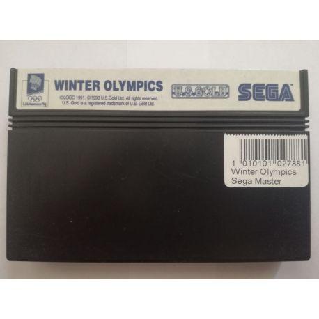 Winter Olympics Sega Master System