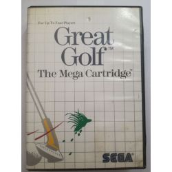 Great Golf Sega Master System