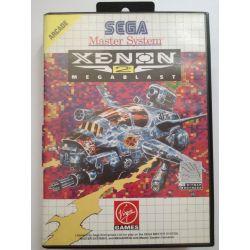Xenon 2 Megablast Sega Master System