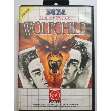 WOLFCHILD Sega Master System