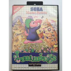 Lemmings Sega Master System