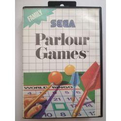 Parlour Games Sega Master System