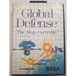 Global Defense Sega Master System