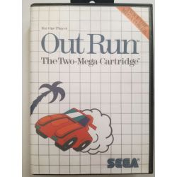 Out Run Sega Master System