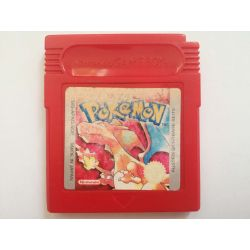 Pokémon Red Gameboy