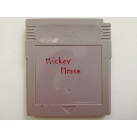 Mickey Mouse Gameboy