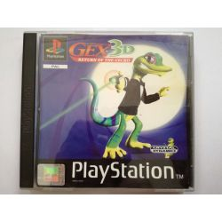 GEX 3D: Enter the Gecko PSX