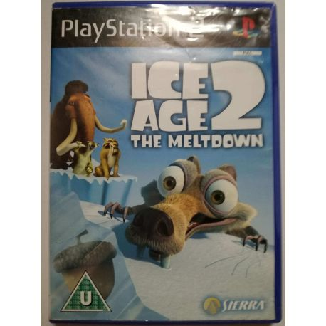 Ice Age 2 PS2